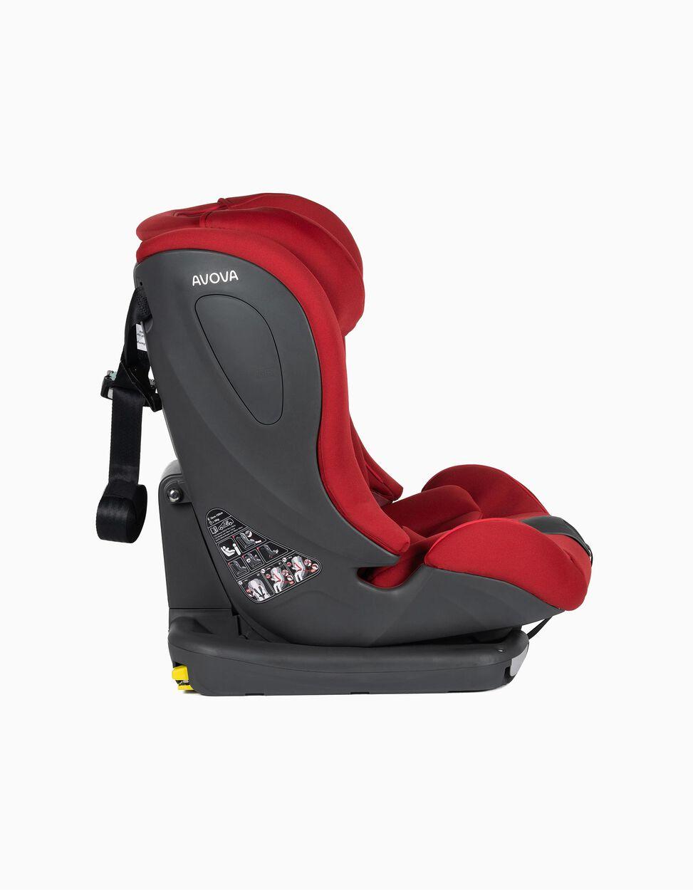 Silla para Coche I-Size Sperling Fix Avova Red