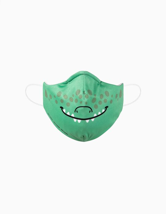 Adult Face Mask 'Air', Dinosaur