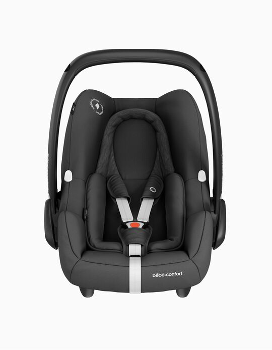 CAR SEAT I-SIZE ROCK BÉBÉ CONFORT ESSENTIAL GRAPHITE