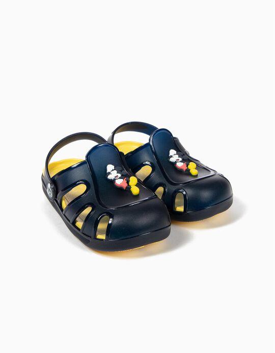 Sandalias para Niño 'Mickey', Azul