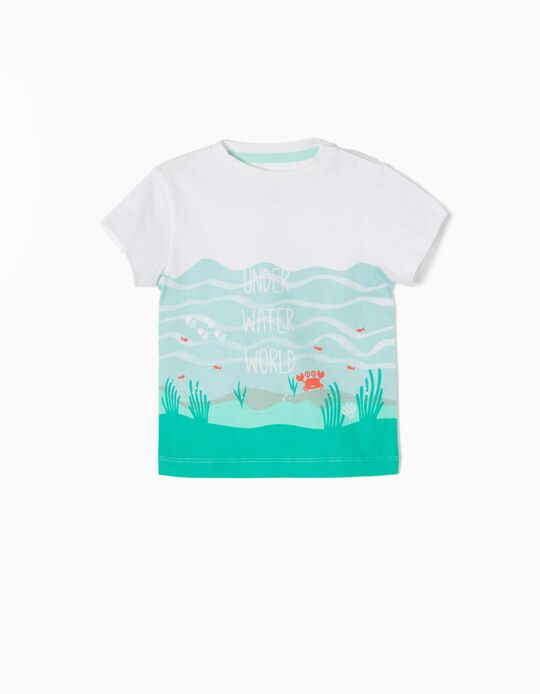 Camiseta Under Water World