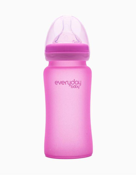 Biberão de Vidro 240ml Everyday Baby