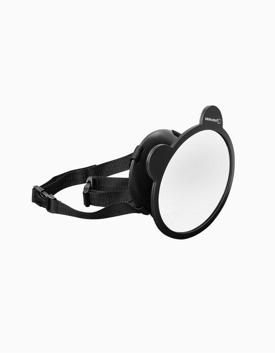 Espelho Retrovisor Com Orelhas Bebe Confort Black
