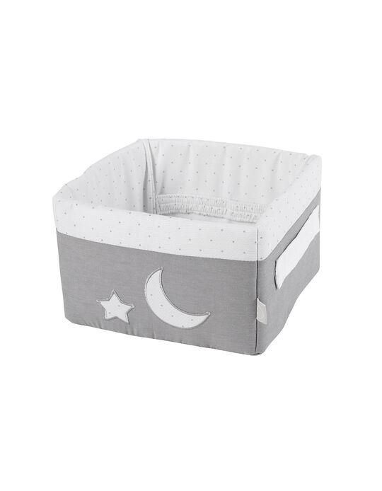 Cesto Porta Objectos Silver Moon Rebelde