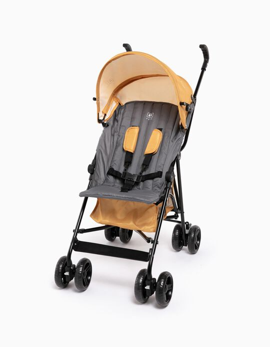 Road Plus Umbrella Stroller by Zy Safe, Yellow