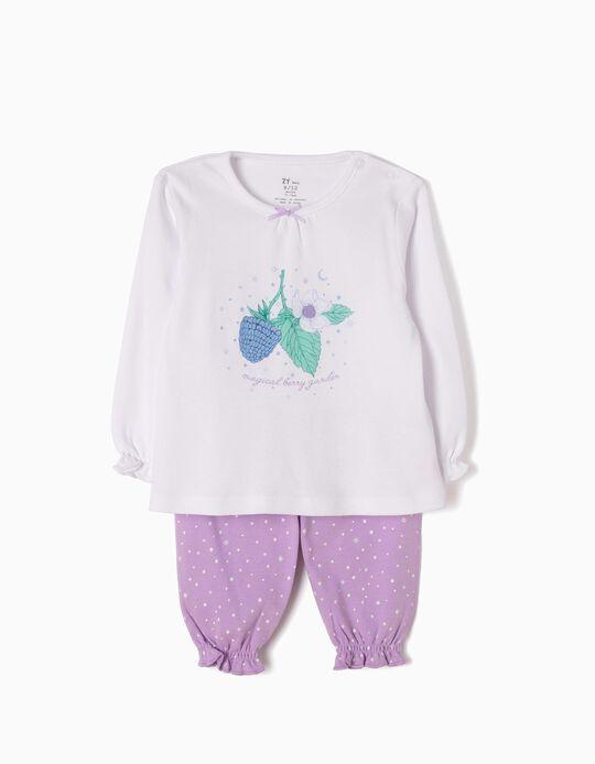 Pijama Manga Larga y Pantalón Magical Garden