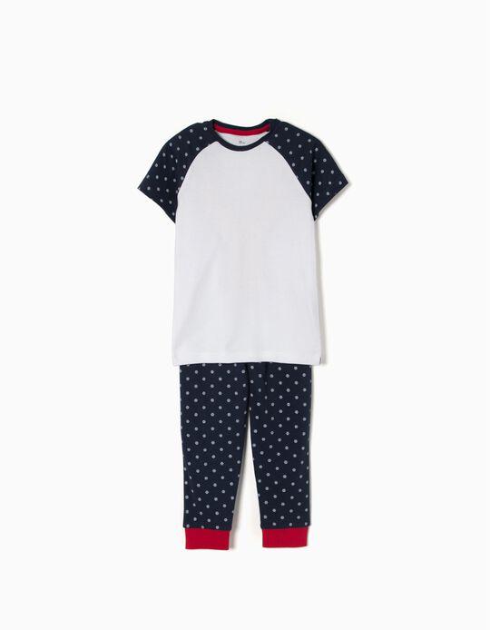 Pijama Camiseta Wheel