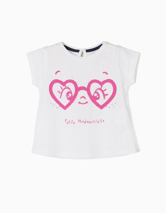 Camiseta Petite Mademoiselle