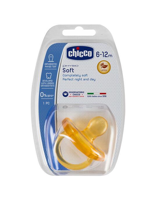 Physio Soft Dummy 6-16M Chicco