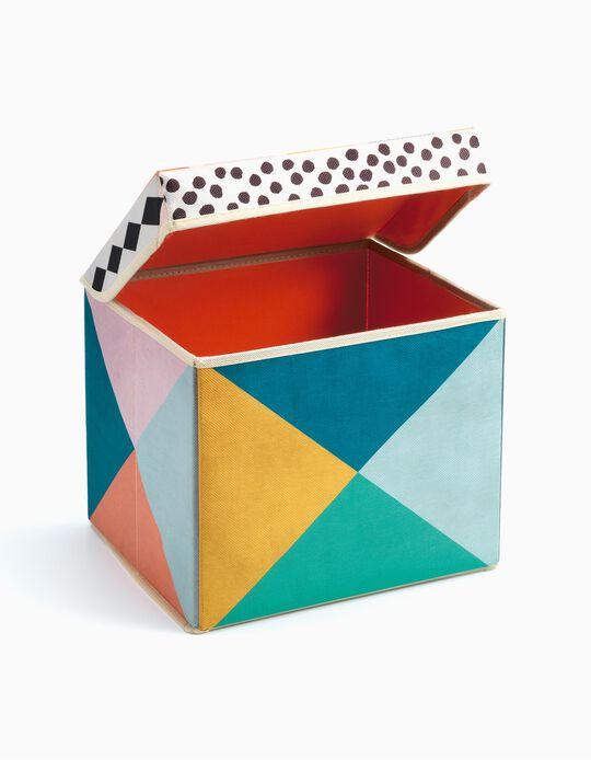Banco/Caixa De Brinquedos Djeco