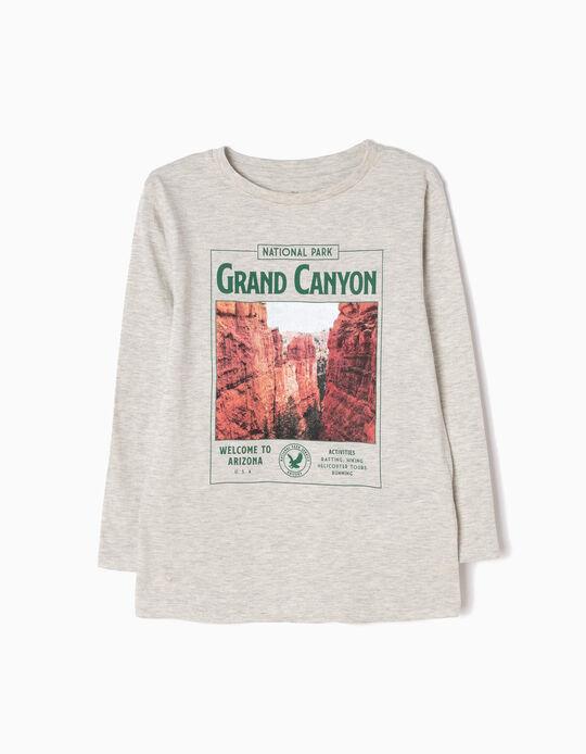 Camiseta de Manga Larga Grand Canyon