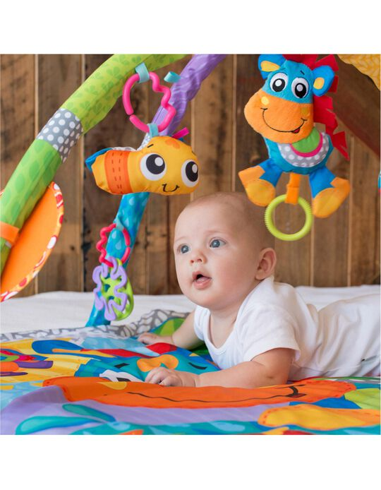 Gimnásio para bebés Clip Clop Music Playgro