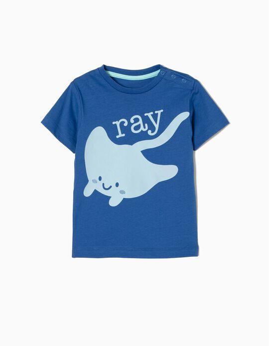 T-shirt Ray