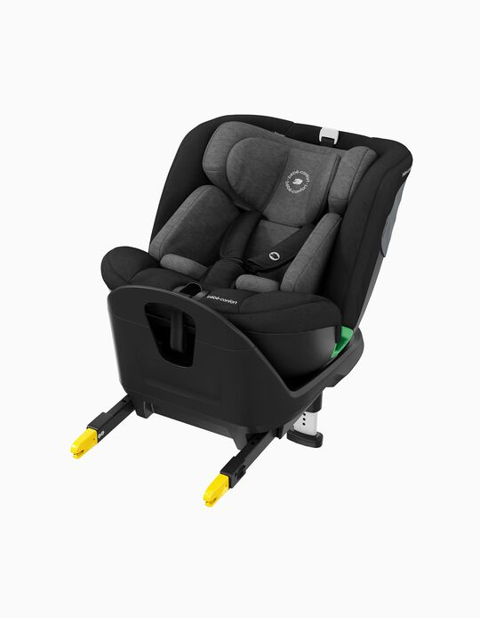 Car Seat I-Size and Base Emerald Bébé Confort Authentic Black