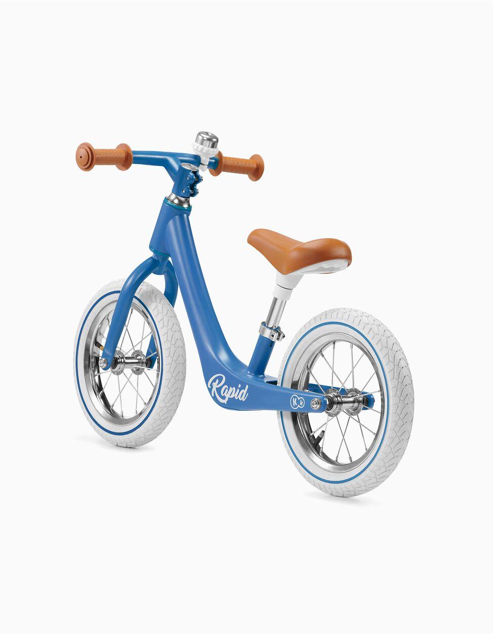 Bicicleta de Aprendizagem Rapid kinderkraft Blue Saphire