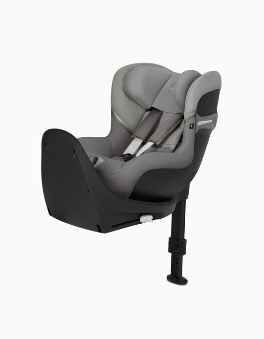 Cadeira Auto I-Size Sirona S2 Cybex Soho Grey