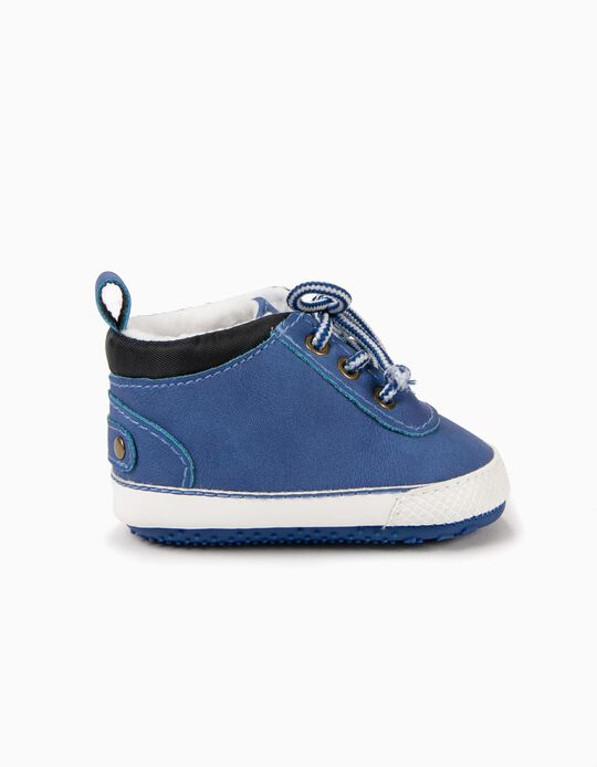 Botas Pre-Walker Azules