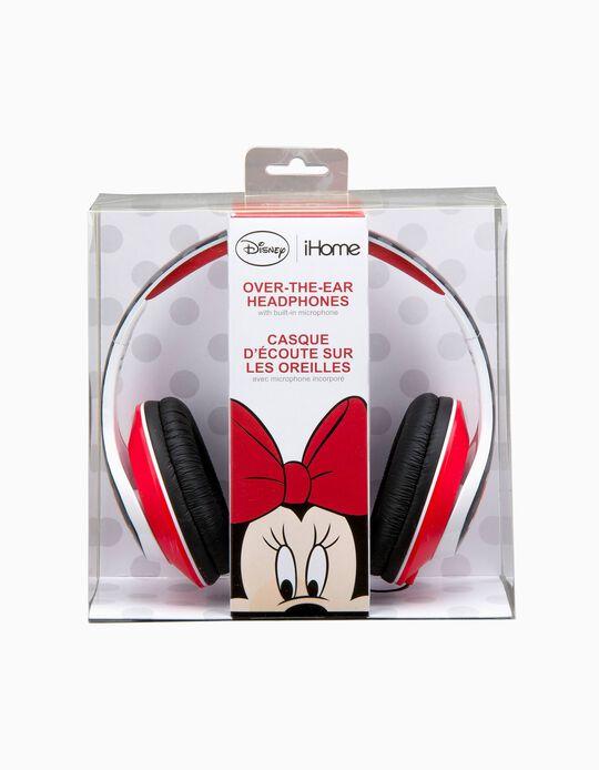 Headphones com Microfone Minnie