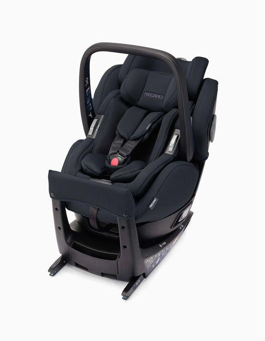 Cadeira Auto I-Size Salia Select Recaro Night Black