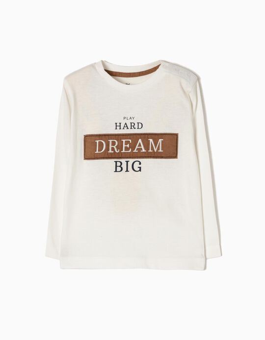 Camiseta de Manga Larga Dream