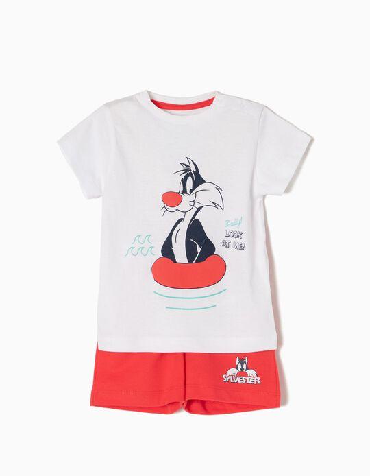 Conjunto Camiseta y Short Silvestre