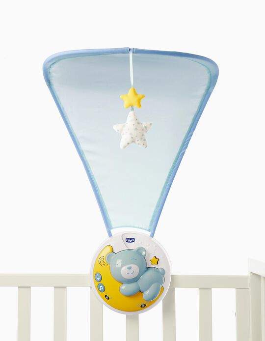 3-IN-1 NEXT2MOON MOBILE, CHICCO, BLUE