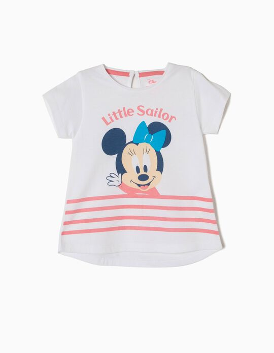 Camiseta Minnie Little Sailor