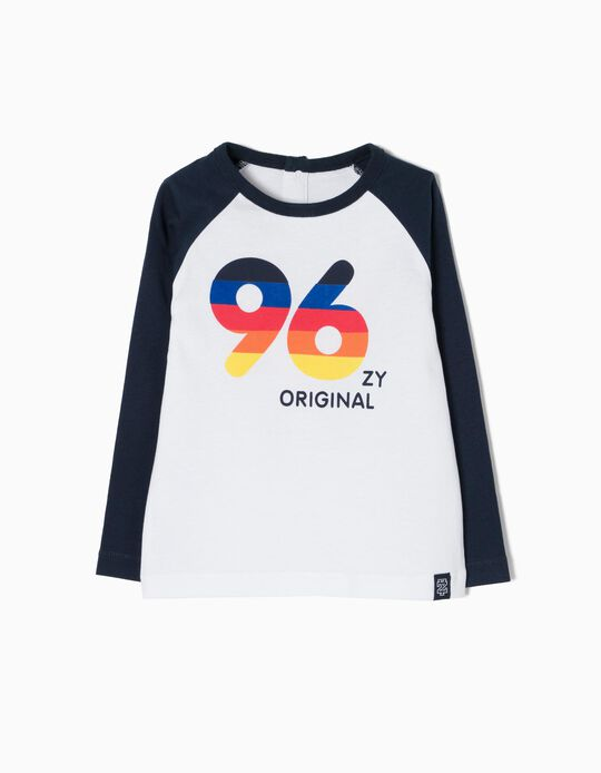 T-shirt Manga Comprida 96 Original