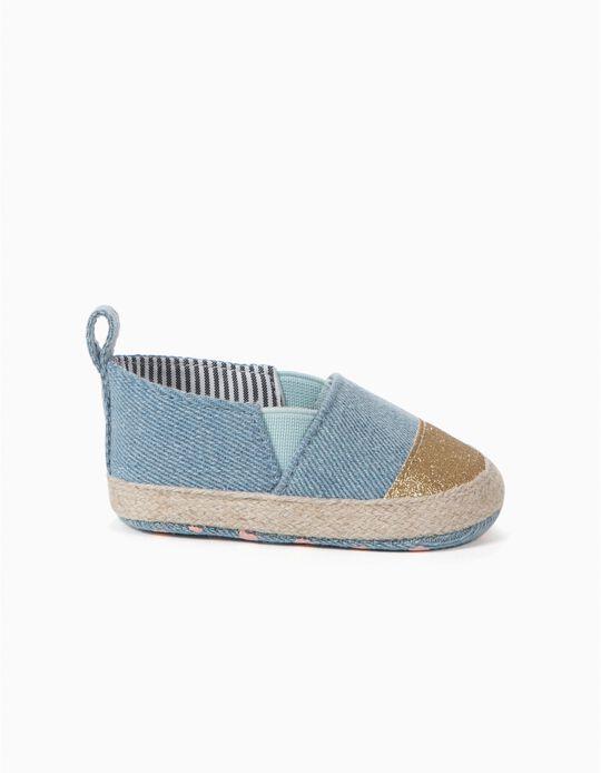 Zapatos Pre-Walker Purpurina