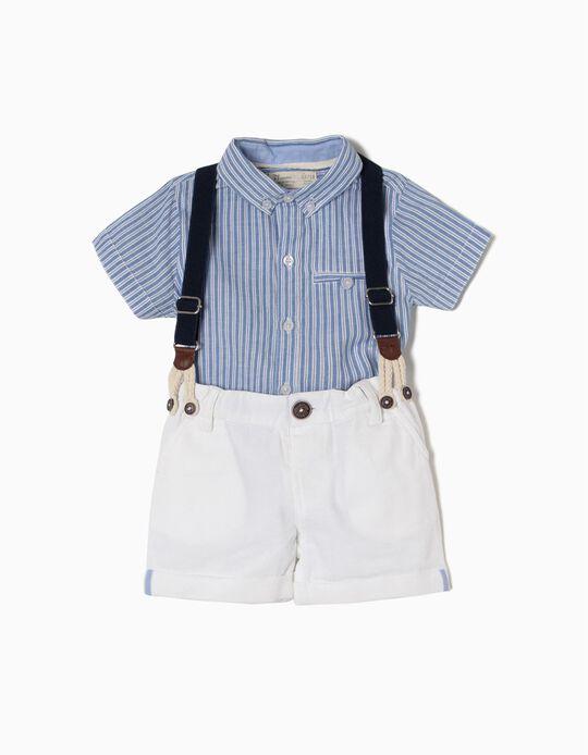 Conjunto de Short y Camisa