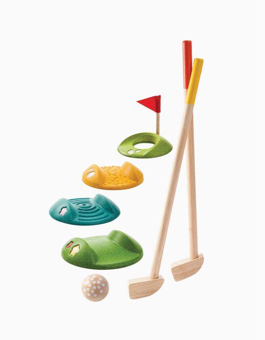 Mini Golfe Plan Toys 3A+