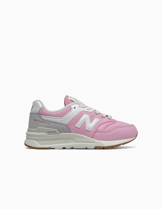 Zapatillas para Niña 'New Balance 997H', Rosa