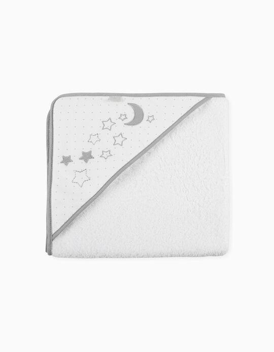 Toalha de Banho 70X70cm Silver Moon Rebelde