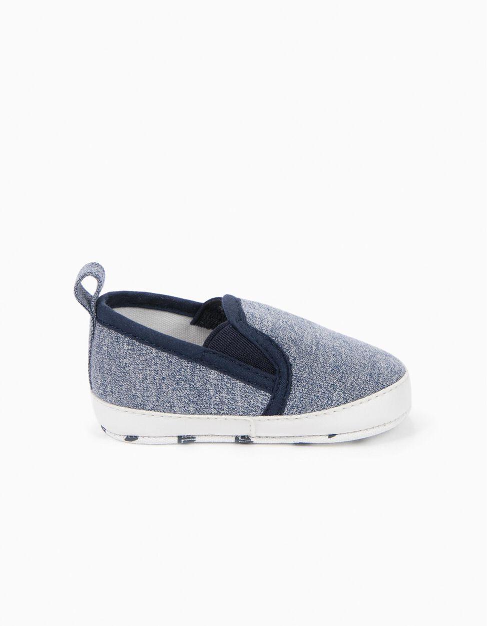 Sapatilhas Slip-on Azuis