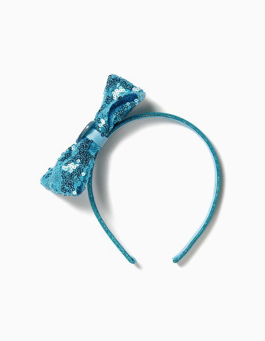 Diadema para Niña 'Frozen II', Azul