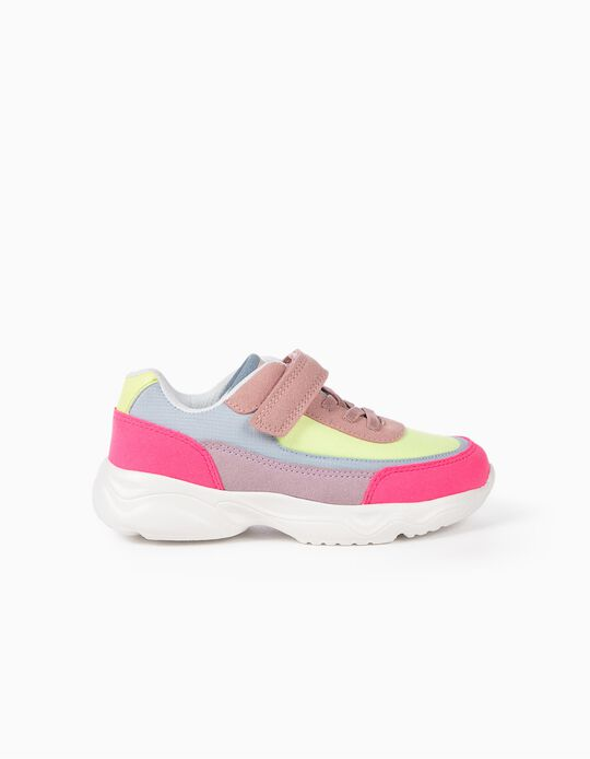 Chunky trainers for Girls 'Superlight Runner', Multicoloured