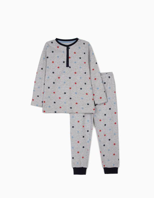 Pijama para Niño 'Stars', Gris