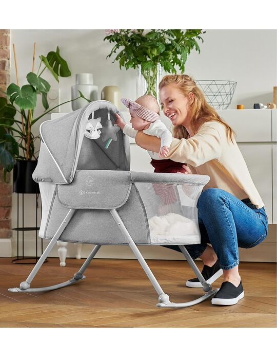 Lovi Crib by Kinderkraft