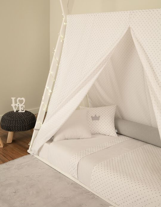 Tipi Bed Canopy by Zy Baby