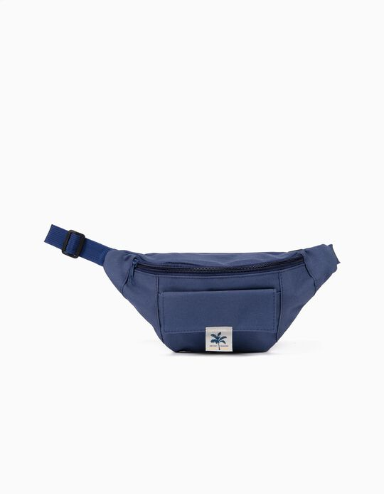 Bum Bag for Boys, 'Ancient Treasure', Blue