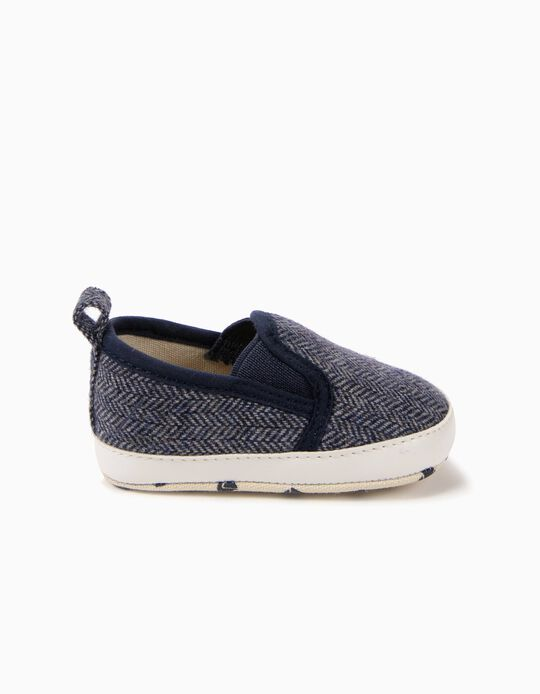 Zapatillas Pre-Walker Slip-on Lana