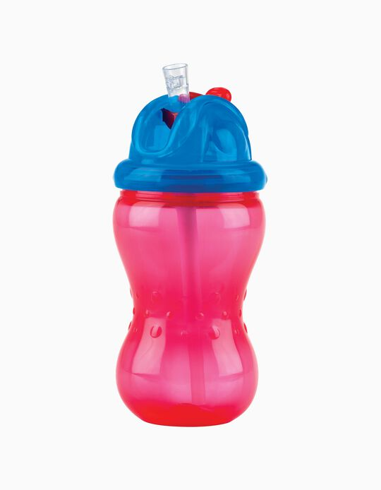 Sippy Cup with Straw 360 ml 12M+ by Nuby