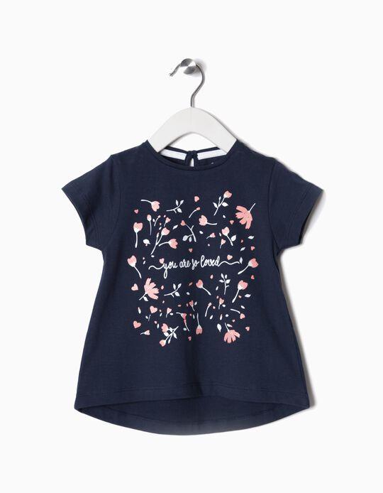 Camiseta de Flores