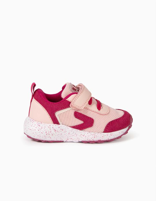 Trainers for Baby Girls, 'ZY Superlight Runner', Pink