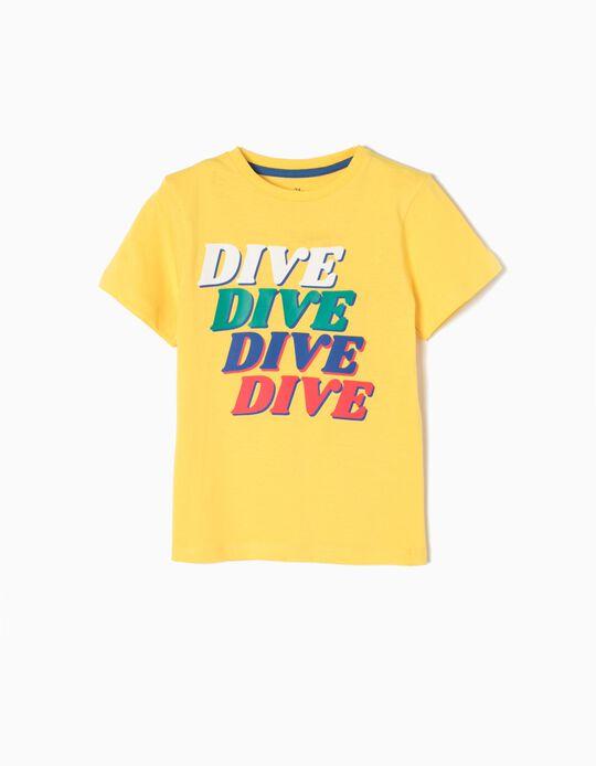 T-shirt Dive