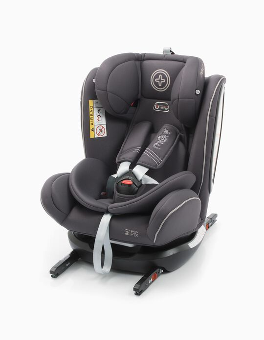 All Werdu Car Seat Gr0/1/2/3 by More, Grey