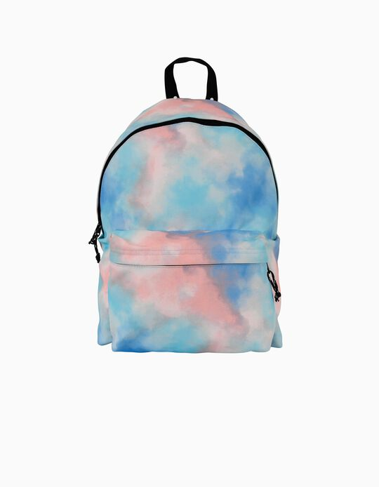 Backpack for Kids 'Ambar Cycle Sky', Multicolour