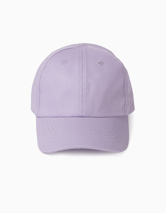 Cap for Children, 'ZY 96', Lilac