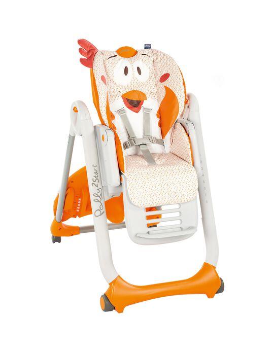 Cadeira De Refeição Polly 2 Start Chicco