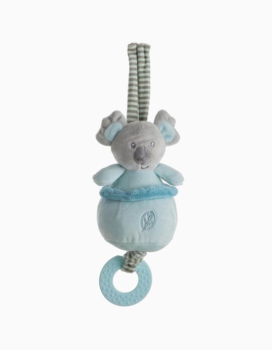 PELUCHE MUSICAL 15CM KOALA LITTLE KIDS BLUE